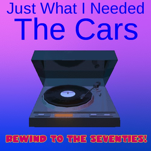 Just What I Needed - The Cars   leejohnson   God's Jukebox