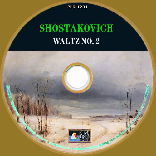 Shostakovich: Suite for Variety Orchestra - Waltz No  2 - Royal