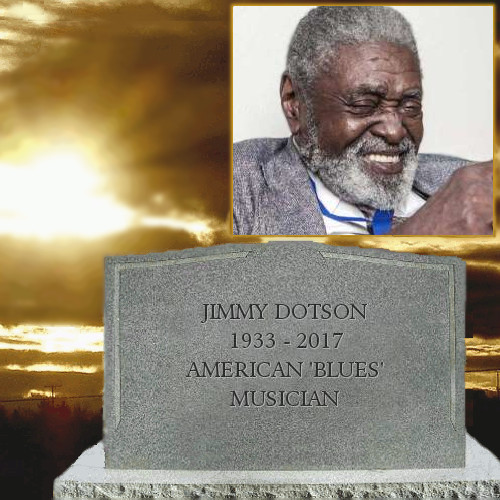 Jimmy Dotson - I Wanna Be Good (To You)