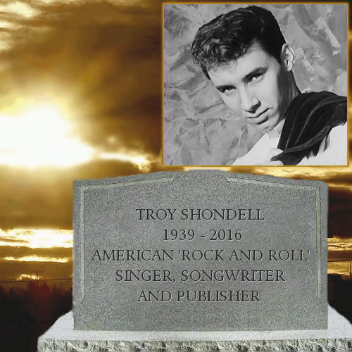This Time We Re Really Breaking Up Troy Shondell